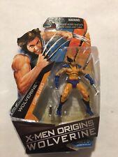 "X-Men Origins Wolverine Comics Series 3.75"" Action Figure Hasbro Toy w/Sword"
