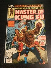 Master Of Kung Fu#88 Incredible Condition 9.0(1980) Mike Zeck Art!!