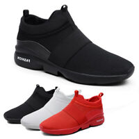 Men's Sneakers Casual Lightweight Walking Tennis Athletic Running Shoes Gym US