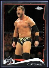 2014 Topps Chrome WWE #13 Curtis Axel