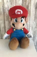 Super Mario Bros. Mario 18 19 Plush Backpack by Nintendo SO CUTE !