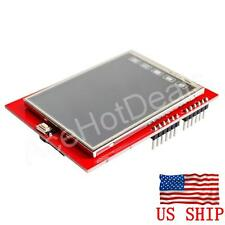 NEU 2.4 Zoll TFT LCD Shield Touch Board Display Modul für Arduino UNO