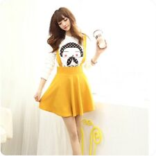 A-Line Jumper Skirt (Korean Fashion)
