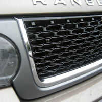 Range Rover Vogue/HSE 2010-12 (L322) Autobiography Style Front Grill GREY/BLACK