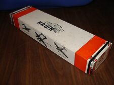 Vintage HAWK Model Aeroplane Co. Deluxe Model Kit - #92 WILDCAT- Balsa Wood