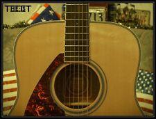 Hochwertige Linkshänder Yamaha 720 SL Akustik Gitarre inkl. Gigbag Lefthand