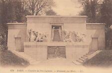 Carte Postale - Paris / Cimetière du Père-Lachaise - Monument aux Morts