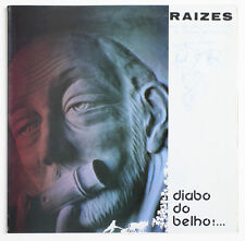 NM GRUPO RAIZES SIGNED AUTOGRAPHED Diabo do belho! portugal 1985 Orfeu LLP 25 LP