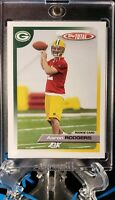 2005 TOPPS AARON RODGERS ROOKIE CARD! GREEN BAY PACKERS! W/FREE MAGNETIC CASE!