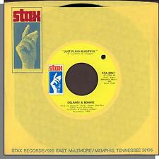 "Delaney & Bonnie - Just Plain Beautiful + Hard to Say Goodbye - 7"" 45 RPM!"