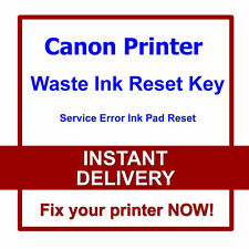 Canon G2000, G2100, G2400, G2900 Waste Ink Counters Reset 5B00 error fix Service