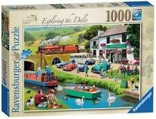 Ravensburger - Exploring The Dales 1000pc Jigsaw Puzzle