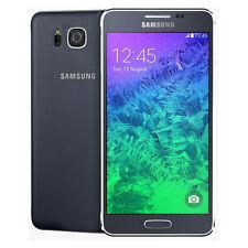 Samsung Galaxy Alpha SM-G850F - 32GB - Charcoal Black (Ohne Simlock) Smartphone
