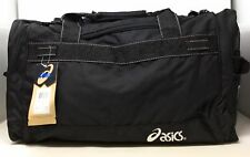 Asics Team Duffle Gym Sports Bag ZR308 Black