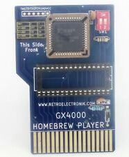 GX4000 and CPC+ Homebrew Player - eprom to cartridge adapter