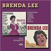 Brenda Lee - Grandma, What Great Songs You Sang!/Miss Dynamite (2004)