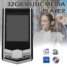 32gb Mp4 Mp3 Players 4th Generation Music Media Player Photo Video Mini Clip USB