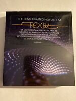 TOOL - FEAR INOCOLUM - Limited Edition Deluxe CD Trifold Screen  - FREE SHIPPING