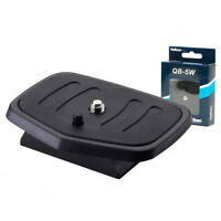 Velbon QB-5W Quick Release Platform