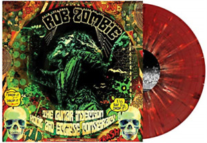 ZOMBIE,ROB-LUNAR INJECTION KOOL AID ECLIPSE CONSPIRACY  (US IMPORT) VINYL LP NEW
