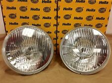 "Hella 7"" H4 Halogen Headlamp Headlight Conversion Set - Left Hand Traffic/RHD"
