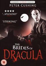 CLASSIC HAMMER HORROR DVD – The BRIDES Of DRACULA –  PETER CUSHING