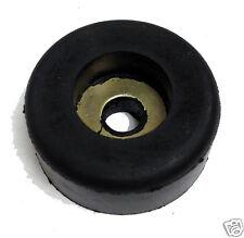 "Herco 1.50"" Neoprene Rubber Bumper with Embedded Steel Washer 10192W - 2 pcs"