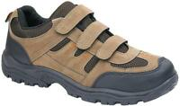 Mens Brown Hiking / Trail Boots Size 6 7 8 9 10 11 12