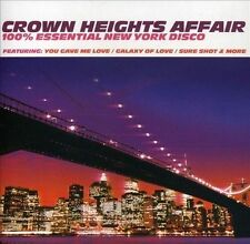 CROWN HEIGHTS AFFAIR - Essential New York Disco  CD