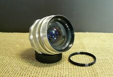 MIR - 1.  F2,8 /37mm USSR /Russian wide angle lens M39 /M42 for SLR camera.(350)