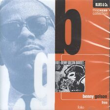 The Chess Collection: Free by Benny Golson (CD, 1998 Folio) Saxophone Jazz/New!