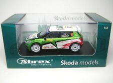 Skoda Fabia S2000 No. 10 Barum Rally 2009