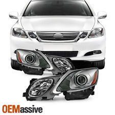 Fits 2006-2011 Lexus GS S190 Xenon HID Type Projector Headlights w/ AFS Feature
