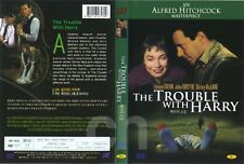 The Trouble With Harry (1955) - Alfred Hitchcock, Edmund Gwenn  DVD NEW