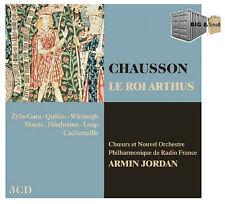 Le Roi Arthus von Ernest Chausson ( 2010 ) Box - Set Klassik Oper 3 CD ´s NEU