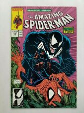 Amazing Spider-Man 316 Venom Cover Todd McFarlane 1989 Nice Copy