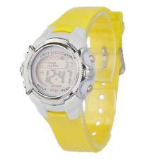 Fashion Children Digital LED Quartz Alarm Date Sports Wrist Watch YE