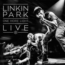 LINKIN PARK ONE MORE LIGHT LIVE CD NEW