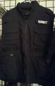 SECURITY VEST SECURITY RANGER 3XL