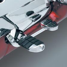Kuryakyn 4025 ISO®-Brake Pedal Pad for Gold Wing, Chrome