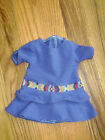 "AMERICAN GIRL DOLL SAIGE DRESS from MEET OUTFIT fits any 18"" RETIRED AUTHENTIC"