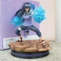 Hyuuga Hinata Action Figure Toy Model Naruto Shippuden Ninja Figurine PVC Doll
