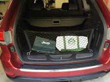New 2011-2017 Jeep Grand Cherokee Cargo Net Envelope Style Trunk Rear Organizer