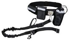 Trixie Hands Free Waist Belt with Lead for Dog Walking, Jogging & Cani Cross