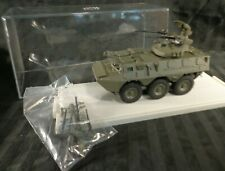 CEF REPLEX 43 RENAULT VAB 6X6 ANTI-AIRCRAFT ARMORED VEHICLE 1:43 Scale Die Cast