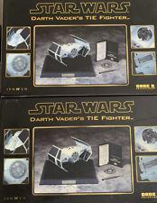 Code 3 Star Wars 2 X Tie Fighter Vader Ship