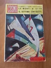 I ROMANZI DEL COSMO supplemento al n.78 (1963) R.L. FANTHORPE / MC LANGHLIN