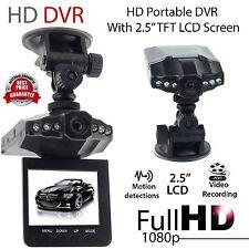 "1080P HD 2.5"" Car DVR Camera Vehicle Dashboard Cam Recorder CCTV Night Vision !"