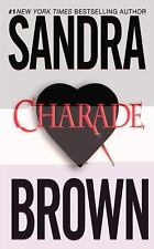 Charade by Sandra Brown (1995, Paperback, Reprint)