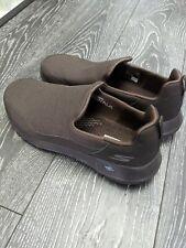 BRAND NEW skechers GoGa Mat Size 10 Go Walk 4 Trainers Deck Pumps Shoes